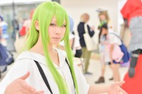 『acosta! コスプレイベント』コスプレイヤー・玖龍さん<br>(『Fate/Grand Order』エルキドゥ)