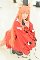 『acosta! コスプレイベント』コスプレイヤー・蜜柑さん<br>(『Fate/Grand Order』鈴鹿御前)