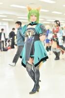 『acosta! コスプレイベント』コスプレイヤー・れとさん<br>(『Fate/Apocrypha』アタランテ)