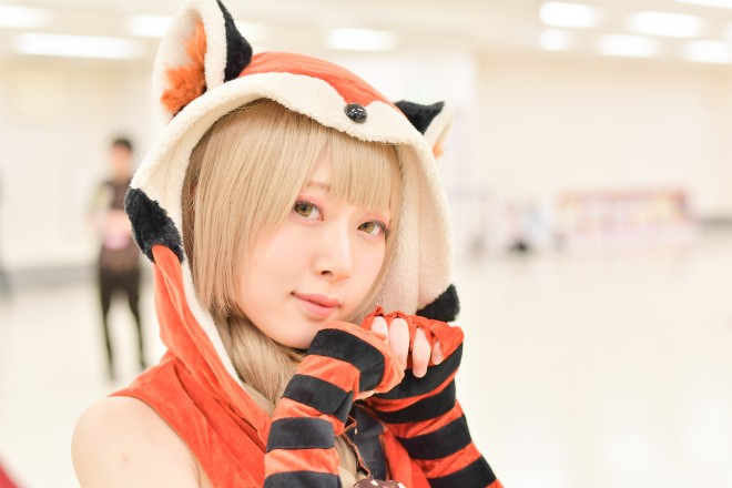 『acosta! コスプレイベント』コスプレイヤー・柊みつきさん<br>(『ラブライブ!』南ことり)