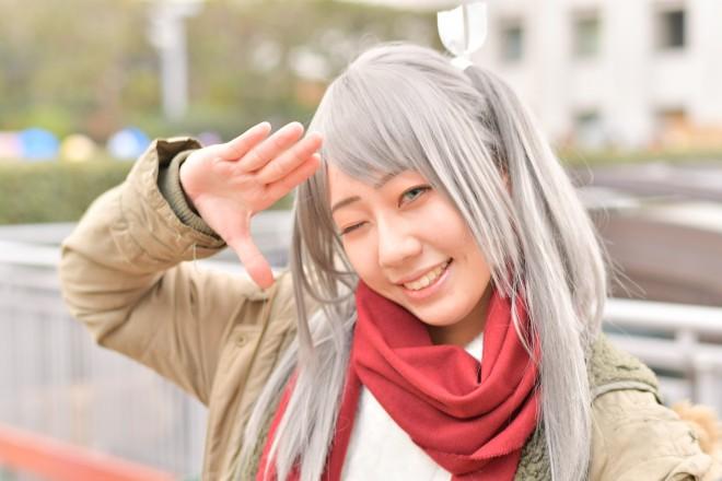 『acosta! コスプレイベント』コスプレイヤー・わんこくんさん<br>(『艦隊これくしょん』瑞鶴)