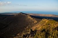 櫛形山からの眺望