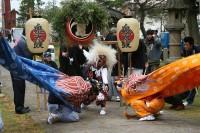 伝統文化:鬼太鼓
