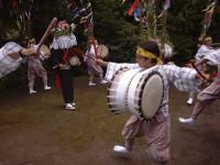 硫黄島八朔踊り