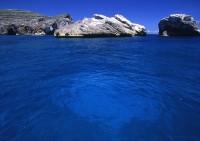 南島周りの風景