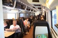 イタリアの鉄道と風景