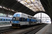 チェコ鉄道の旅