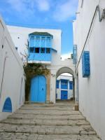 チュニジア鉄道の旅