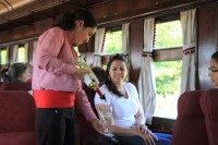 チリ鉄道の旅