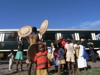 ジンバブエ ロボスレイルの旅
