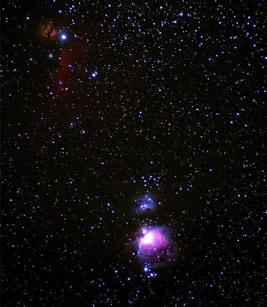 オリオンザ星雲
