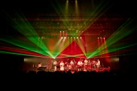 KIRINJI 2015年11月 ライブの様子