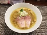 (東陽町)『らぁ麺やまぐち 辣式』塩らぁ麺 780円