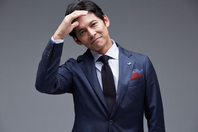 織田裕二スペシャルインタビュー「幸せになることだけを考えている」
