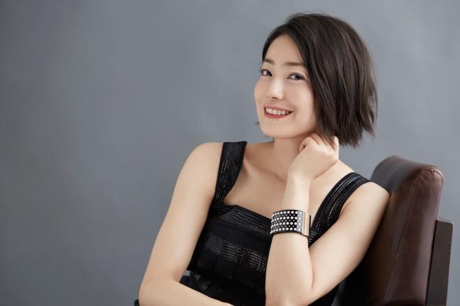 菅野美穂スペシャルインタビュー