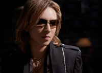 YOSHIKI(X JAPAN) スペシャルインタビュー「弱い自分を倒せたらなんだって倒せる」