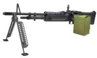 大型銃部門 3位 A&K M60 VN