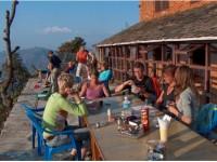 05.ネパール:丘の上の村でキャンプ&トレッキング