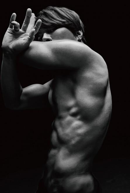 『おしゃべりな筋肉—心のワークアウト7メソッド—』より(C)新潮社