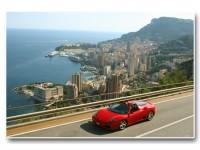 01.モナコ:最高の贅沢!フェラーリで地中海沿いを駆け抜ける