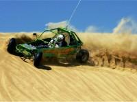 02.ラスベガス:スリルがすごい!サンドバギーで砂漠を爆走