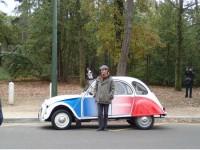 06.フランス・パリ:クラシックカーで歴史の街を優雅に散策
