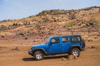 05ハワイ・ラナイ島:4WDジープでハワイ最後の楽園をドライブ