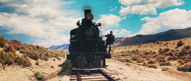 5年3カ月ぶりのアルバム「BLACK TRAIN」 リード曲「Black Train」MVより
