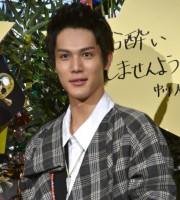 TBS系ドラマ『花のち晴れ-花男 Next Season-』に出演の中川大志 (C)ORICON NewS inc.