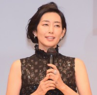 TBS系ドラマ『あなたには帰る家がある』に出演の木村多江(C)ORICON NewS inc.
