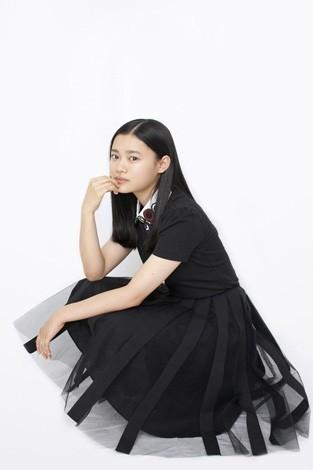 TBS系ドラマ『花のち晴れ-花男 Next Season-』に出演の杉咲花(写真:逢坂 聡)