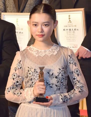 TBS系ドラマ『花のち晴れ-花男 Next Season-』に出演の杉咲花 (C)ORICON NewS inc.