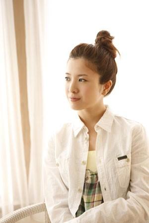 日本テレビ系ドラマ『正義のセ』に出演の吉高由里子(写真:逢坂 聡)