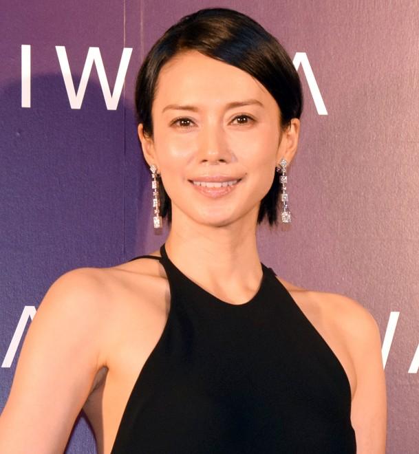 TBS系ドラマ『あなたには帰る家がある』に出演の中谷美紀(C)ORICON NewS inc.