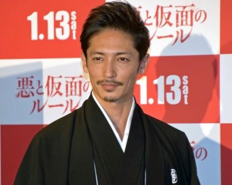 TBS系ドラマ『あなたには帰る家がある』に出演の玉木宏(C)ORICON NewS inc.