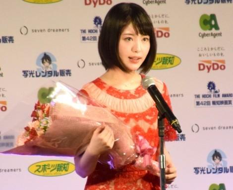 日本テレビ系ドラマ『崖っぷちホテル!』に出演の浜辺美波(C)ORICON NewS inc.