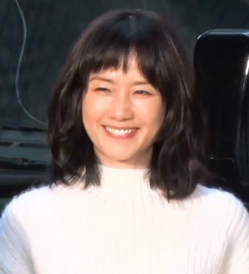 NHK連続テレビ小説『半分、青い。』に出演の原田知世(C)ORICON NewS inc.