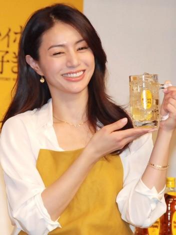 NHK連続テレビ小説『半分、青い。』に出演の井川遥(C)ORICON NewS inc.