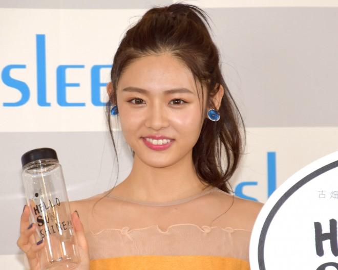 NHK連続テレビ小説『半分、青い。』に出演の古畑星夏 (C)ORICON NewS inc.