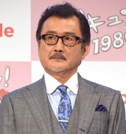 テレビ朝日系ドラマ『おっさんずラブ』に出演の吉田鋼太郎(C)ORICON NewS inc.