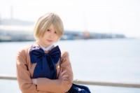 『acosta! コスプレイベント』コスプレイヤー・さいげつさん<br>(『LOVELESS』中野倭)