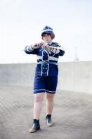 『acosta! コスプレイベント』コスプレイヤー・玲苑さん<br>(『刀剣乱舞』平野藤四郎)