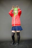 『acosta! コスプレイベント』コスプレイヤー・弐夢さん<br>(『マトリョシカ』GUMI)