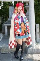 『acosta! コスプレイベント』コスプレイヤー・喜多見さん<br>(『ラブライブ!』西木野真姫)