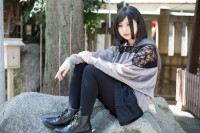 『acosta! コスプレイベント』コスプレイヤー・水浅葱さん<br>(オリジナル)