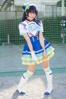 『acosta! コスプレイベント』コスプレイヤー・yu!k@(ゆいか)さん<br>(『ラブライブ!サンシャイン!!』ヨハネ)