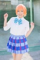 『acosta! コスプレイベント』コスプレイヤー・よしゅあさん<br>(『ラブライブ!』星空凛)