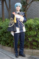 『acosta! コスプレイベント』コスプレイヤー・mahiさん<br>(『刀剣乱舞』一期一振)