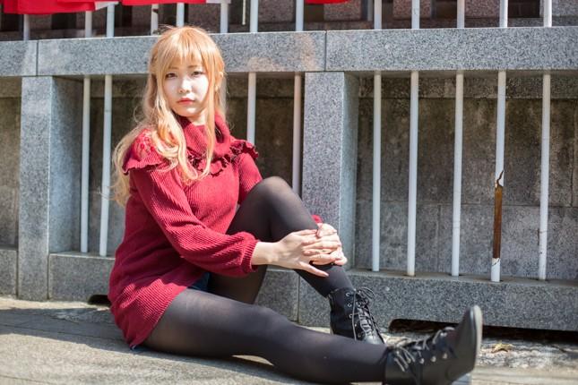 『acosta! コスプレイベント』コスプレイヤー・ゆゆんさん<br>(オリジナル)