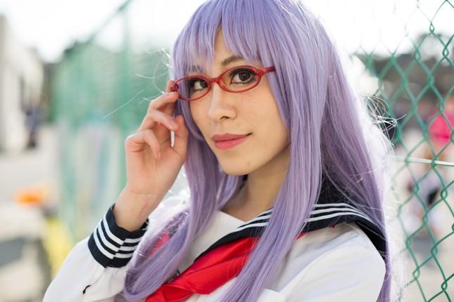 『acosta! コスプレイベント』コスプレイヤー・Beniさん<br>(『銀魂』猿飛あやめ )